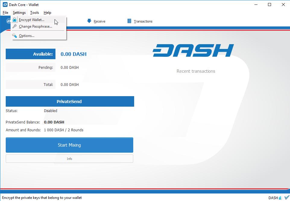 Dash Core 3
